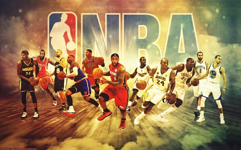 NBAの試合中のBGM