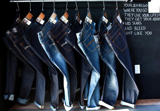 【おすすめジーンズメーカー】世界のデニムブランドまとめ【AG・Nudie】