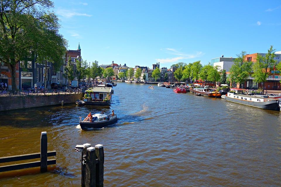オランダ首都