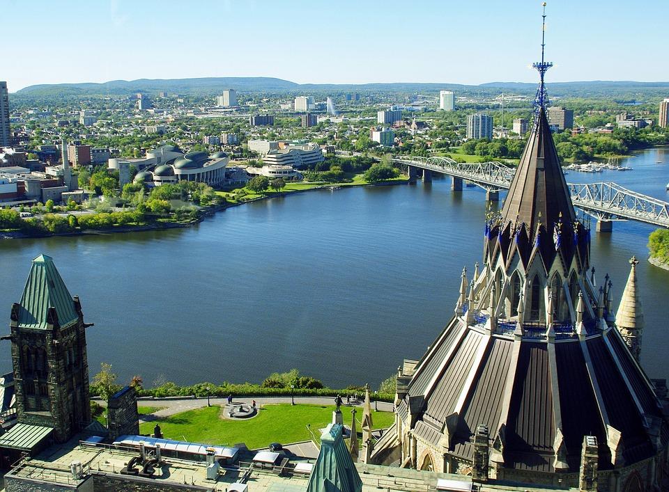 カナダ首都