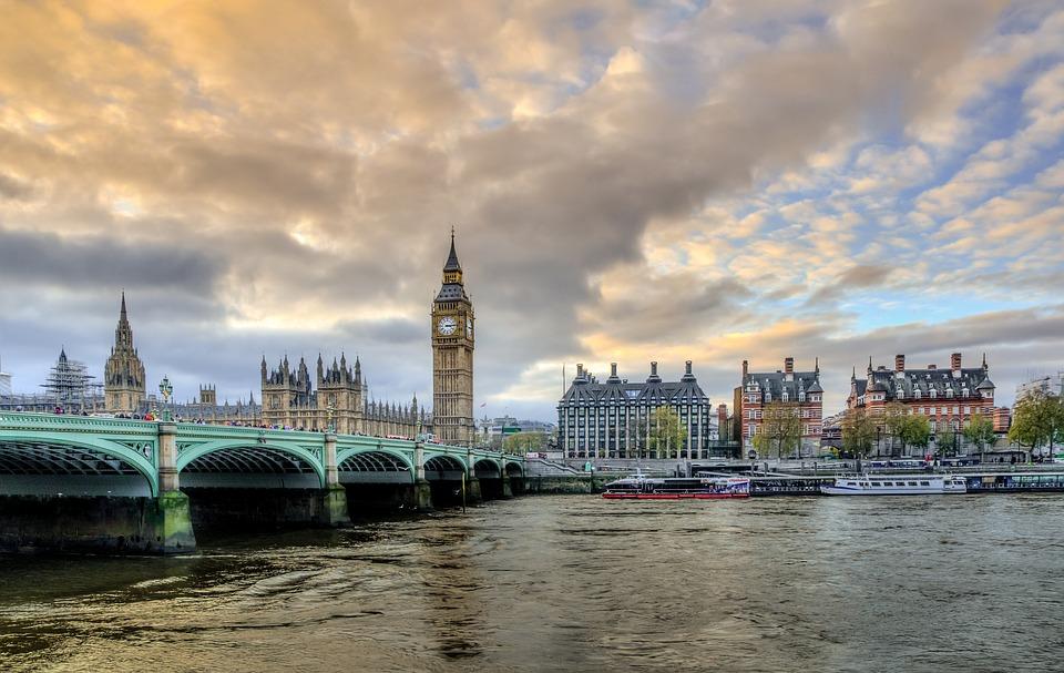 イギリス首都