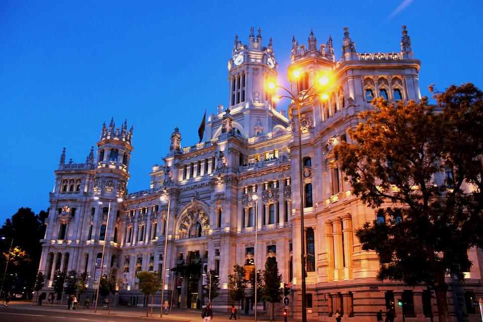 スペイン首都